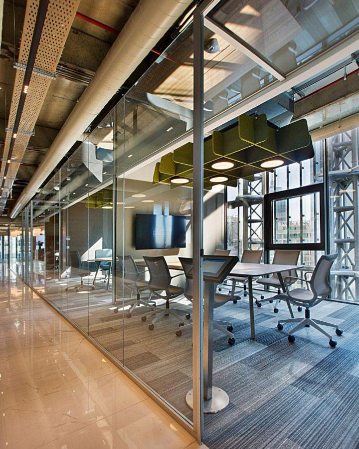Deloitte headquarters by bak rkure architects istanbul for Oficinas deloitte