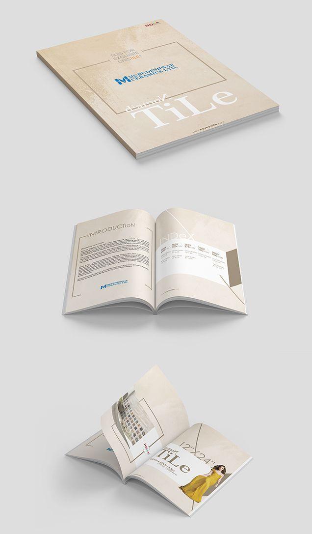 Brochure design for 8th in list of top 10 floor tiles companies in ...