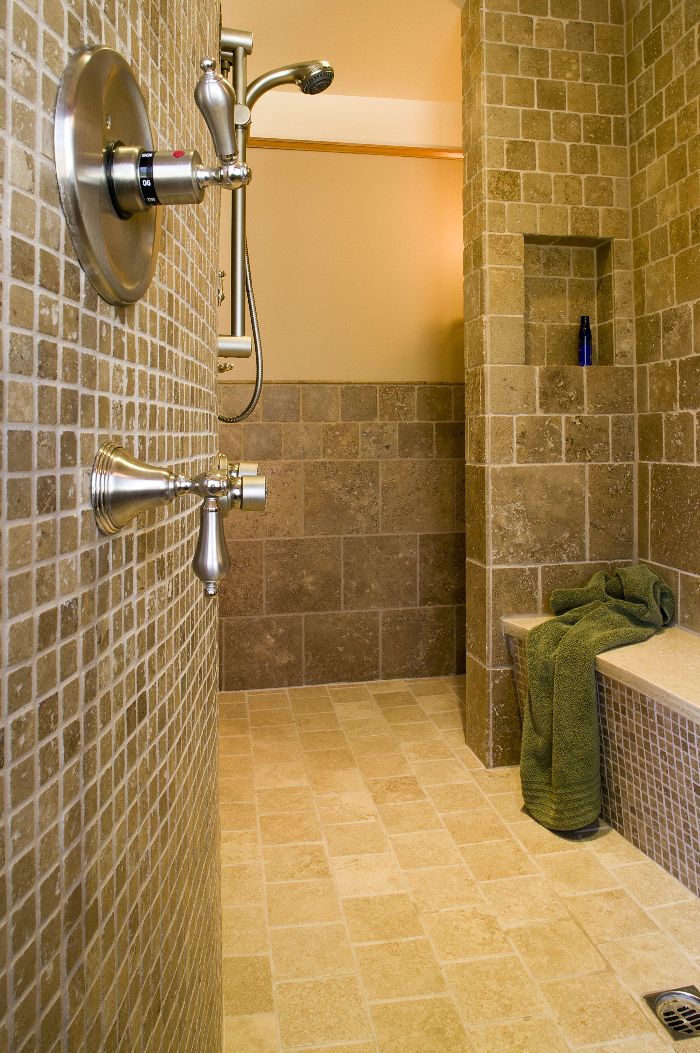 Radiant Heated Floors Incorporated Where Stone Flooring Is Installed - Heated floor timer