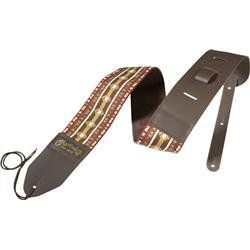 Martin 3 Woven Strap With Leather Ends Brown By Martin 29 99 Martin 3 Woven Strap With Leather Ends Brown Acoustic Music Musical Instruments Leather