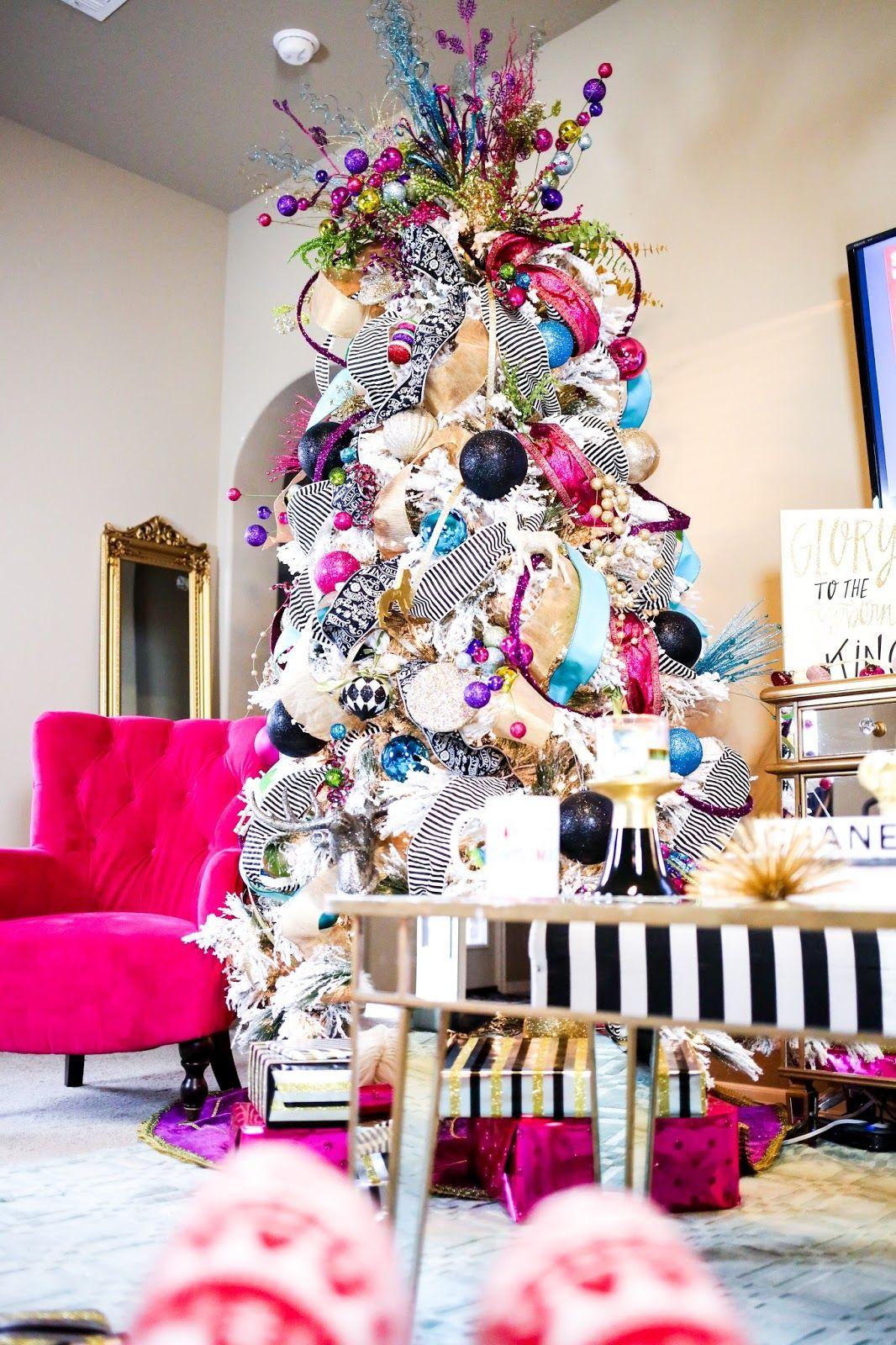 flocked christmas tree artificial flocked christmas tree. Black Bedroom Furniture Sets. Home Design Ideas