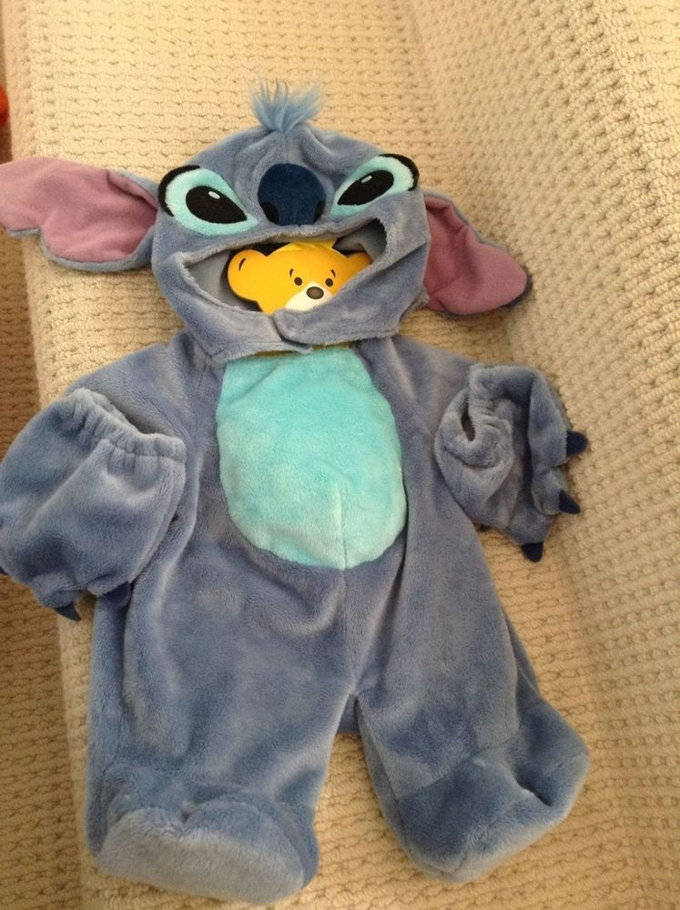 Stitch Build A Bear Costume