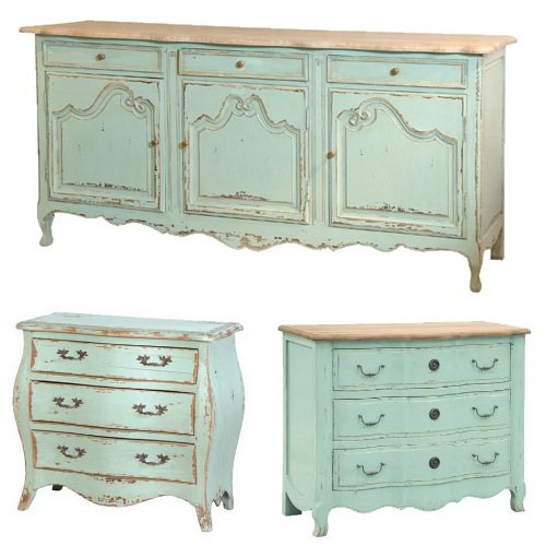 Painted French Provincial Furniture, French Provencal Furniture