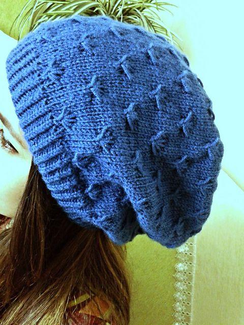 Ravelry: Chic Chick pattern by Beyhan Çayır   Hat hat handmade 2 ...
