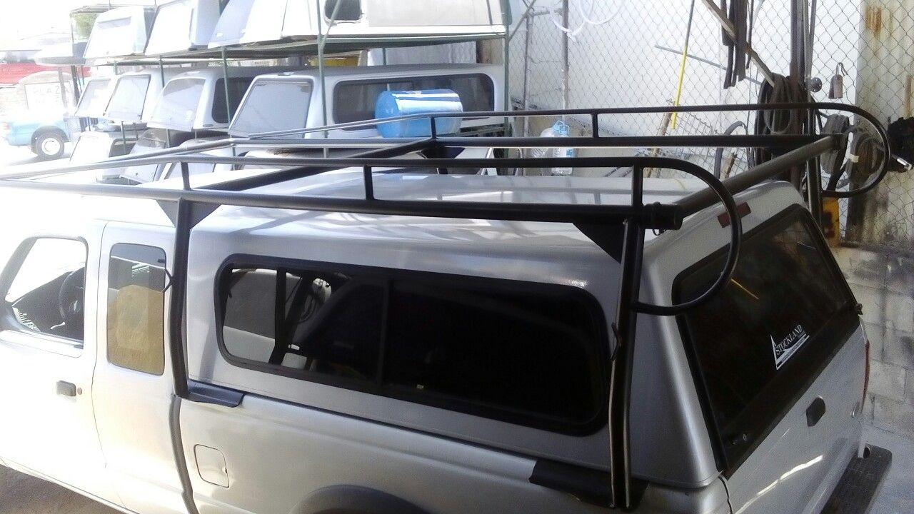 Pin by Brian Meinhardt on ideas Truck roof rack