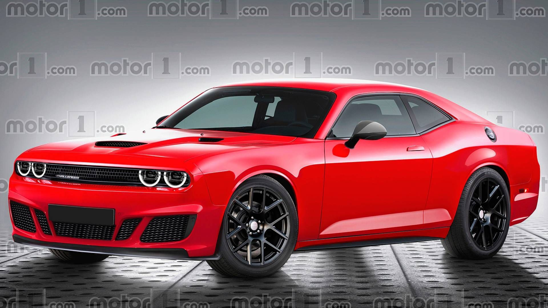 2020 Plymouth Barracuda Images