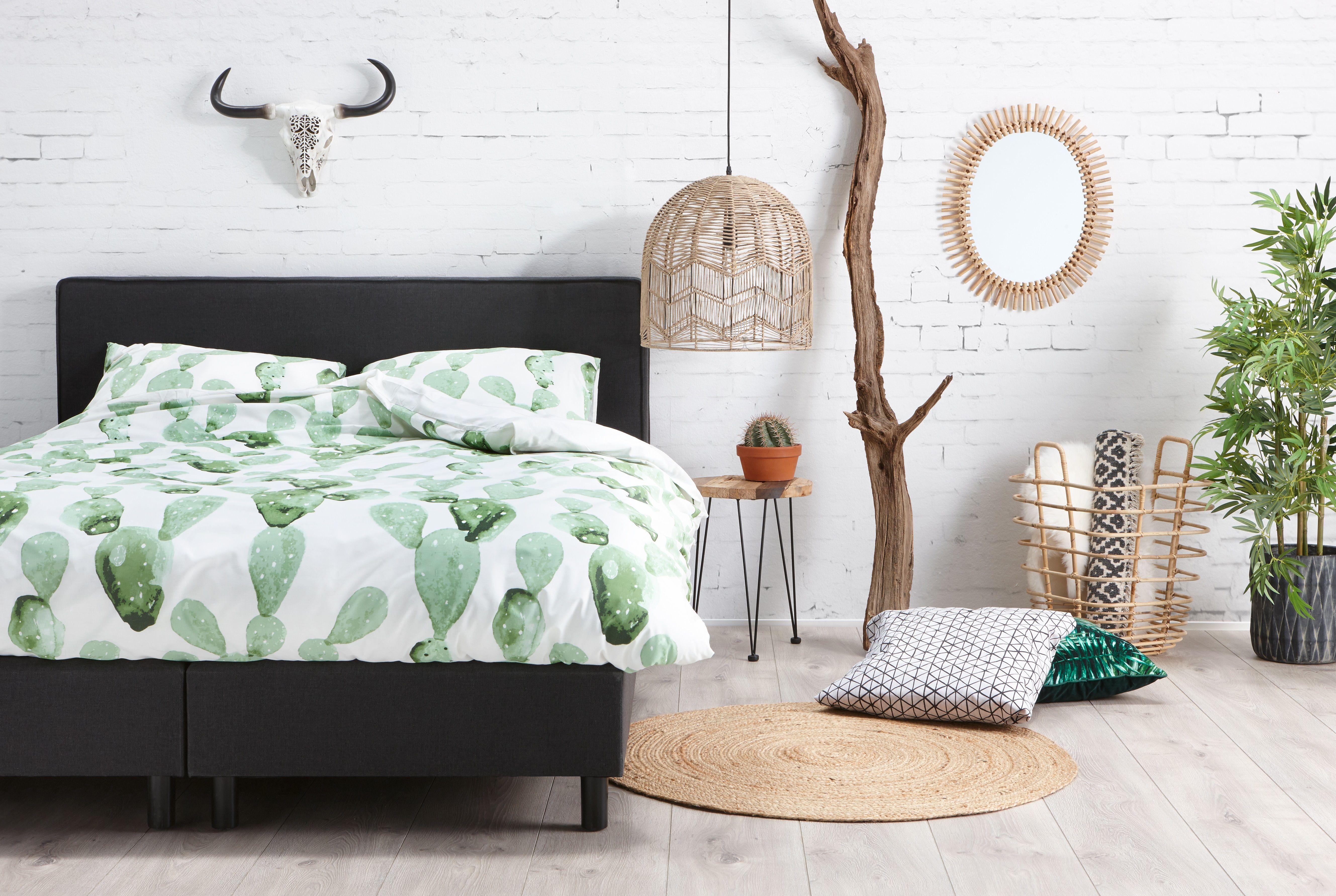De mooiste items voor een lichte, botanische slaapkamer shop je bij ...
