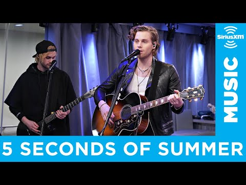 """5 Seconds of Summer """"Youngblood"""" [LIVE SiriusXM"""