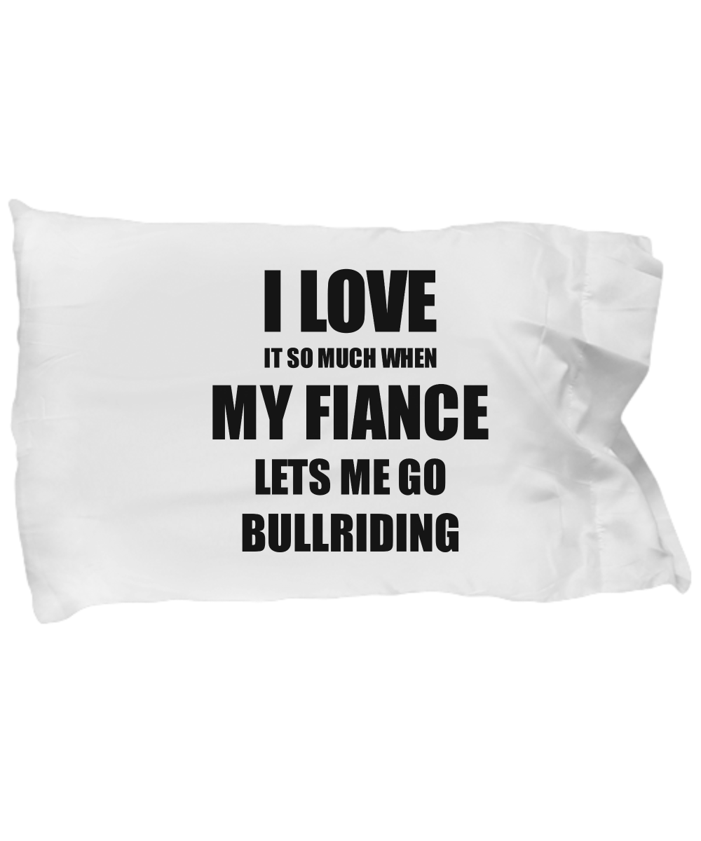 Pillowcase Lover I Like Funny Gift Idea