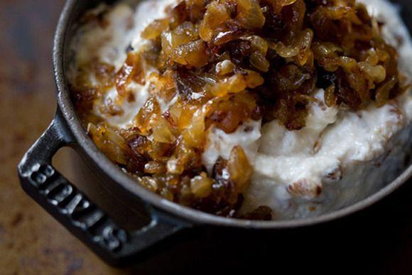 Dip De Cebolla Caramelizada Os Gusta Dipear Cebollas Caramelizadas Recetas De Cocina Comida