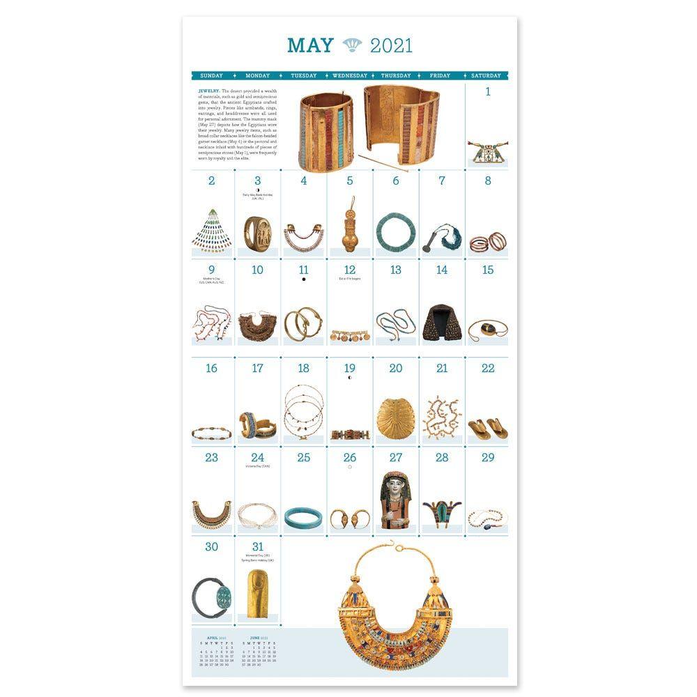 Egypt Every Day Wall Calendar 2021 In 2020 Wall Calendar Pocket Calendar Calendar