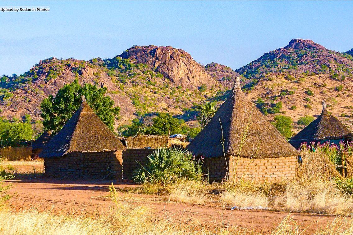 Kadugli West Nuba Mountains South Kordofan كادوقلي غرب جبال النوبة جنوب كردفان السودان By Rita Willaert Monument Valley Natural Landmarks Landmarks