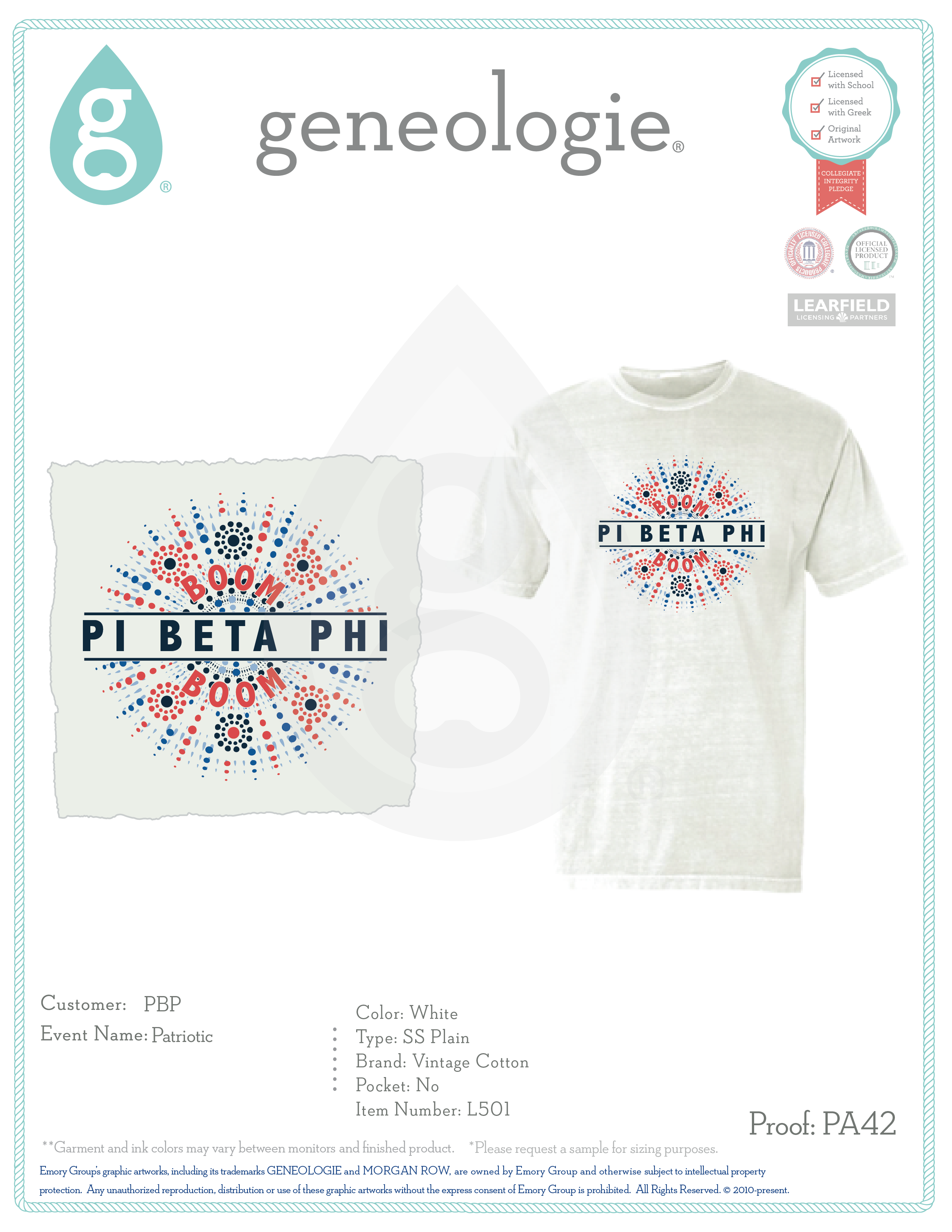Shirt design sample - Geneologie Greek Tee Shirts Greek Tanks Custom Apparel Design Custom Greek Apparel