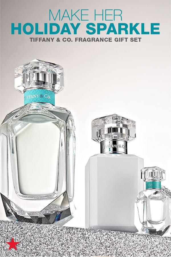 fb73adcfb19119 For a present that s guaranteed to be unforgettable, give new Tiffany   Co.  fragrance gift set. This elegant and sparkling new scent for the iconic  jewelry ...