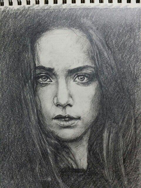 #Sketch #drawing #연필드로잉 #초상화 #드로잉 #스케치 #portrait #pencil #그림 #미술 #art #소묘 #인물 #모노그라프