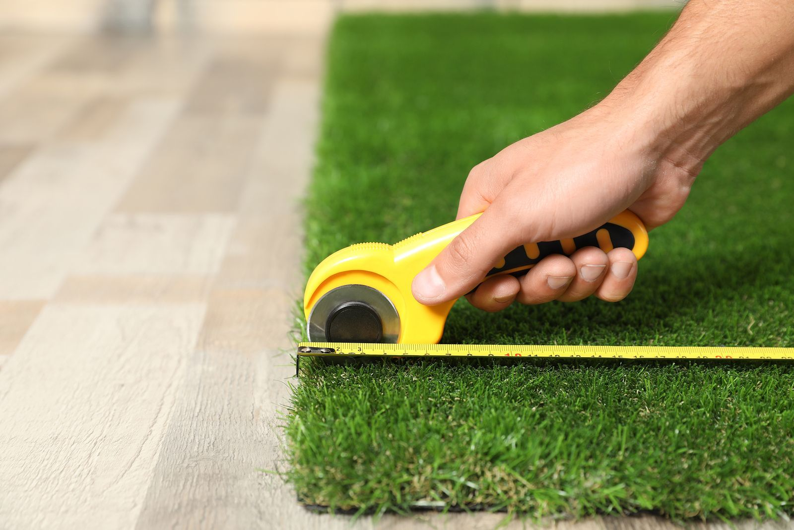Keep your synthetic grass in top condition with these