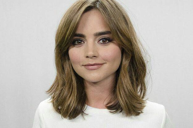 Hair Style Questions: Jenna Coleman Hair, Jenna