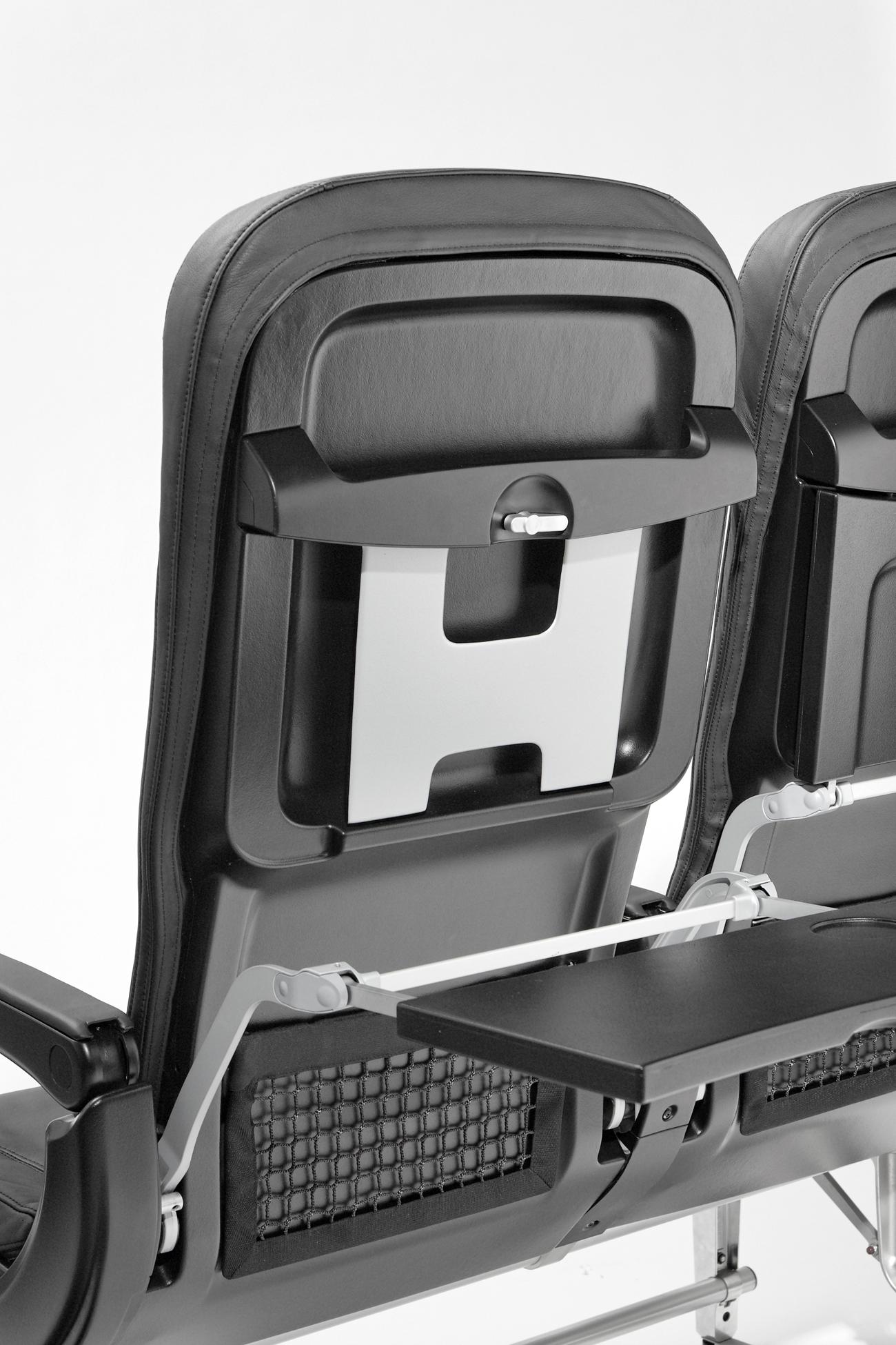 Economic Interior Design Ideas: Basic Line 3520 Economy Class Seat