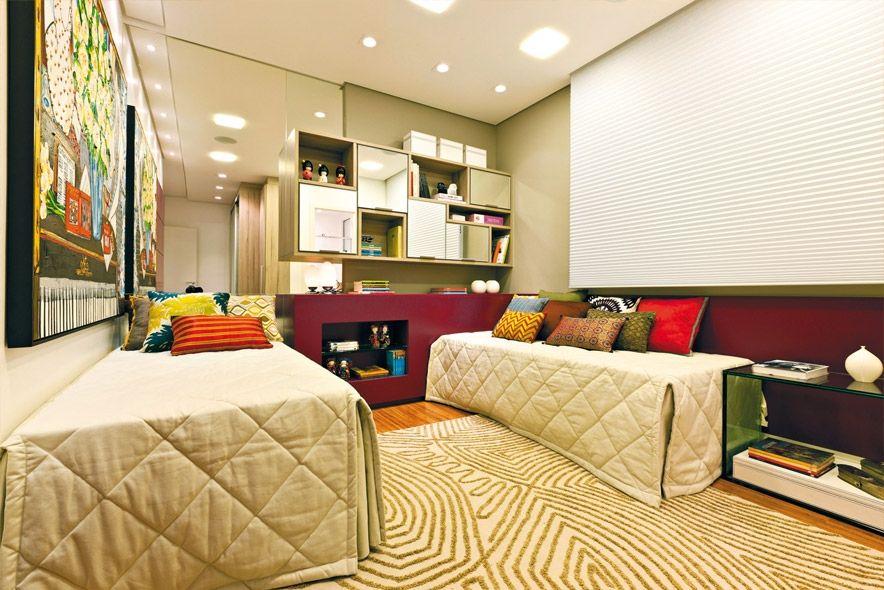 Quarto De Menina / Girl / Bedroom / Home Decor / Bohrer Arquitetura /  Interior Design