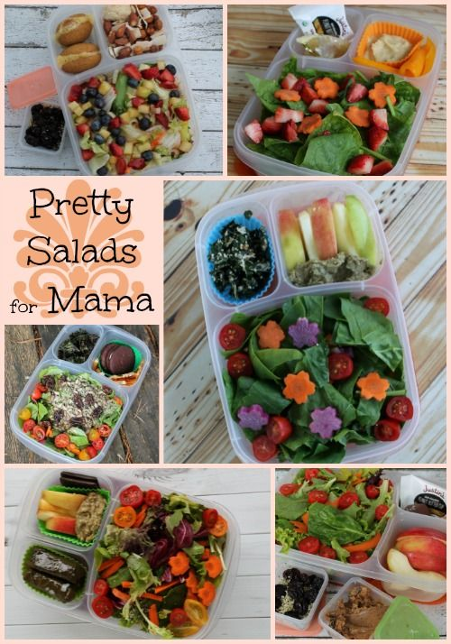 Over 50 healthy work lunchbox ideas lunches salads and meals pretty salads ideas forumfinder Choice Image