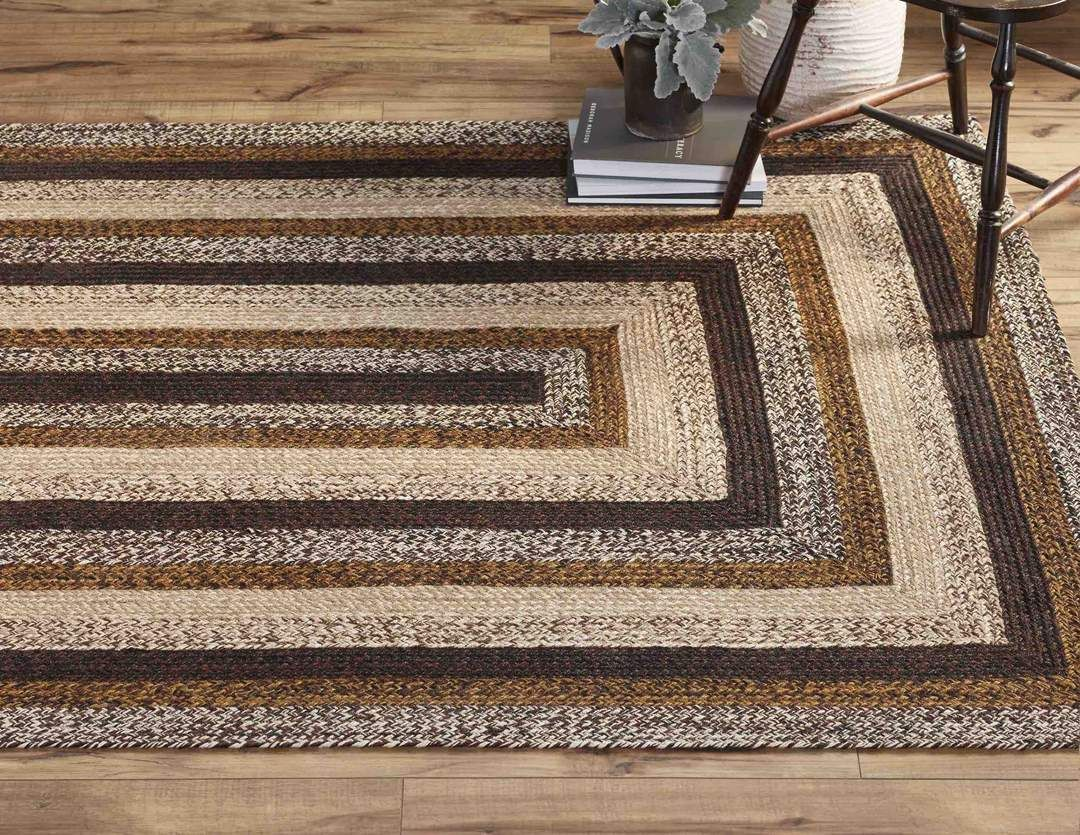 Chestnut Lane Rectangle Rug Braided Area Rugs Rugs Rectangle