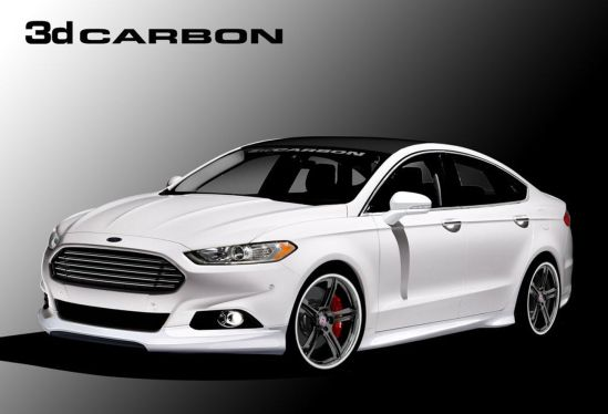 2013 Ford Fusion 2 0l Ecoboost Six Speed Selectshift Automatic
