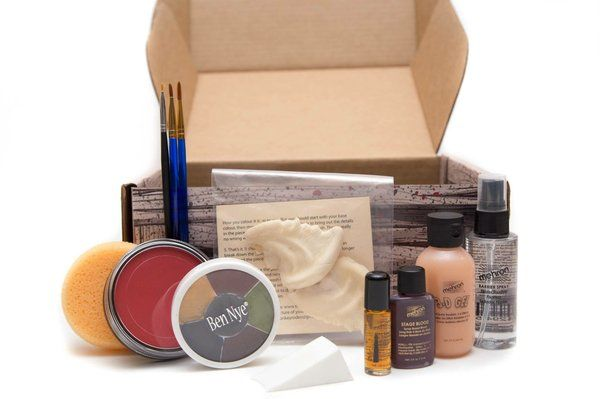 Fx Crate Makeup Tools Products Fx Makeup Special Effects Makeup