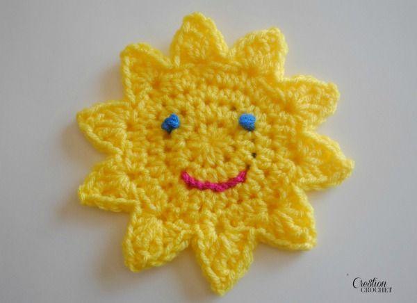 You Are My Sunshine Lovey Applikationen Häckeln Und Häkeln