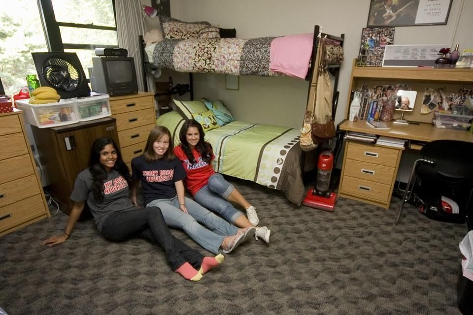 Stony Brook University H Quad   Dorm Room Ideas in 2019 ...
