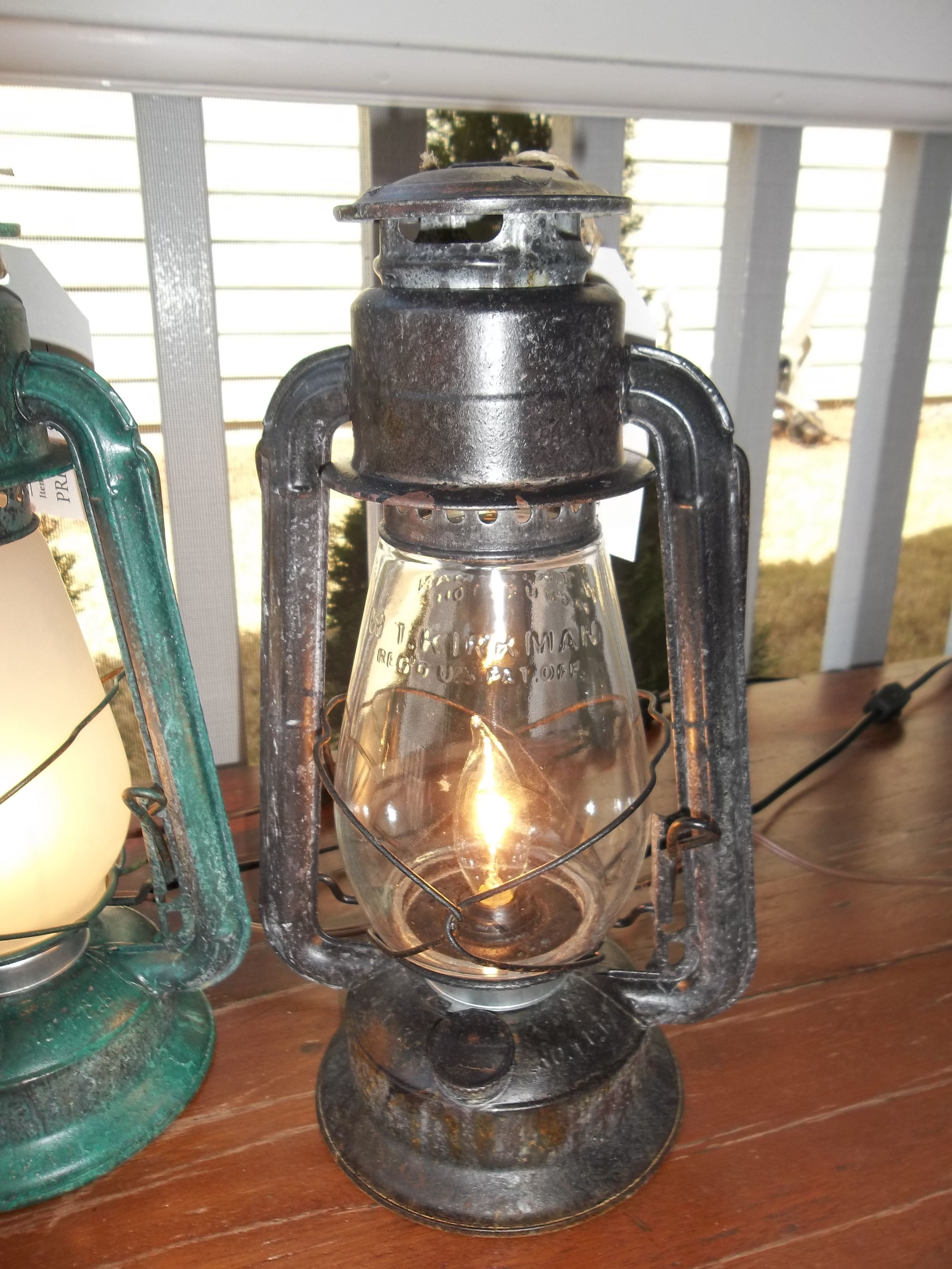 Great rustic electric lantern lamp electric lantern lighting great rustic electric lantern lamp arubaitofo Images