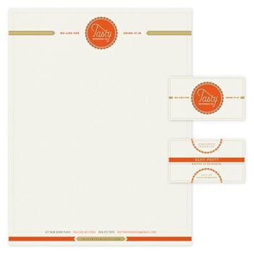Creative Inspiration, April 21, 2010 Creative Inspiration - letterhead example