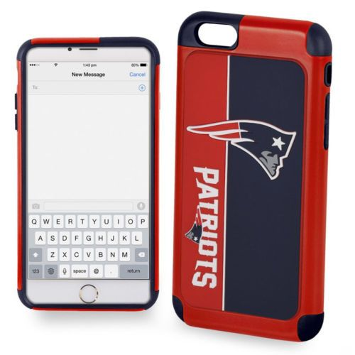 Licensed NFL Team Phone Case for Apple iPhone 6 & 6s - New England Patriots | eBay