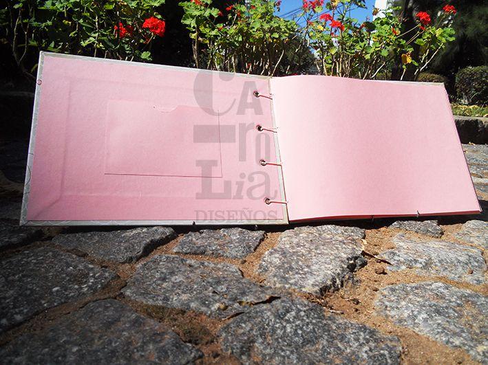 Álbumes de fotos 100% artesanales con separadores. Personalizados ♥ Pedidos a: ♥ carolia@outlook.com ♥ https://www.facebook.com/carolia.disenosencuadernacion ♥ Mi página: https://www.facebook.com/CaroliaDisenos