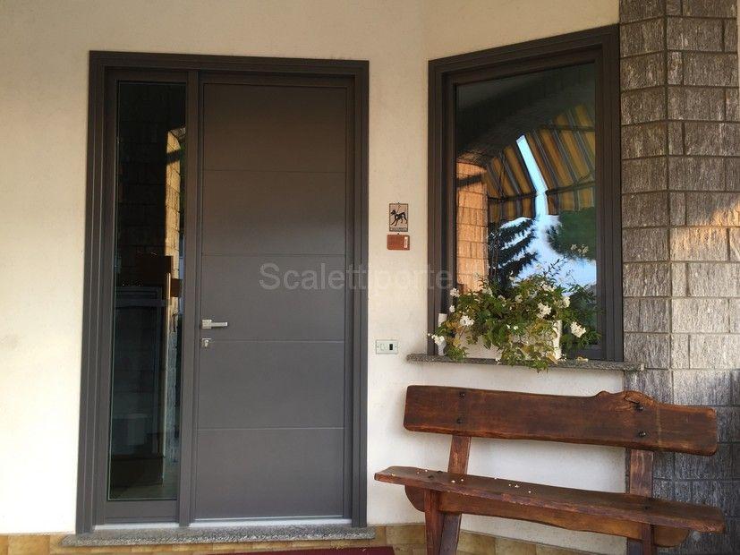 Design Di Interni Ed Esterni : Design d interni ed esterni finstral portoncino d ingresso con