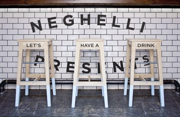 Neghelli 11 by Roberta Farese, via Behance