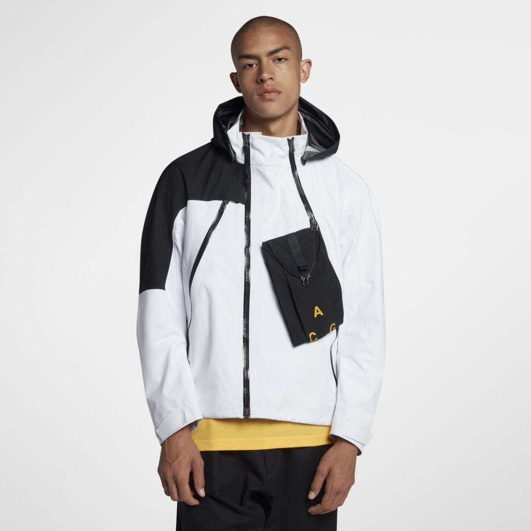 0f76b357 NikeLab ACG GORE-TEX Deploy Mens Jacket Size 2XL (White) | Products ...