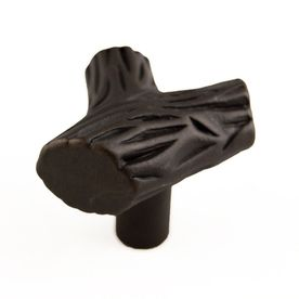 RK International 1-1/2-in Oil Rubbed Bronze Rectangular Cabinet Knob