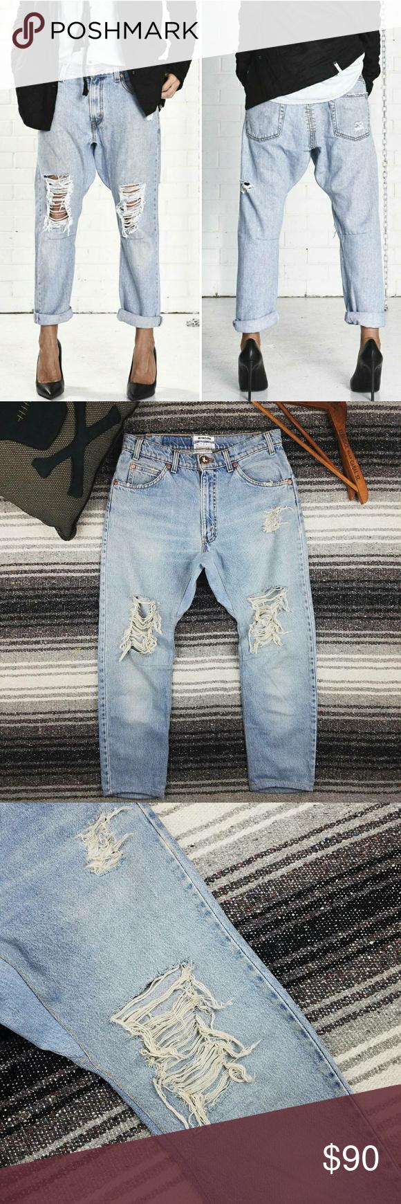 One Teaspoon Nwt Vintage Saints Denim Jeans Brand New With Original Tag One X One Teaspoon Vintage Saints Deni Jeans Brands Boyfriend Jeans Clothes Design