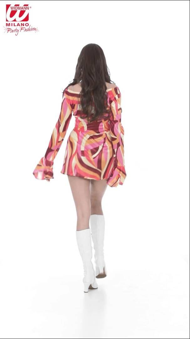 Resultado de imagen de patron vestido años 70 | vestidos años 70