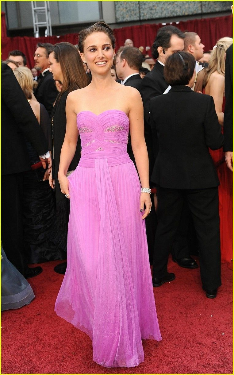 Another one of my all time favorite dresses - Natalie Portman in Rodarte (Oscars 2008)