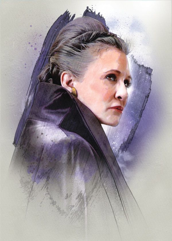 Star Wars The Last Jedi Characater Portraits Displate Posters