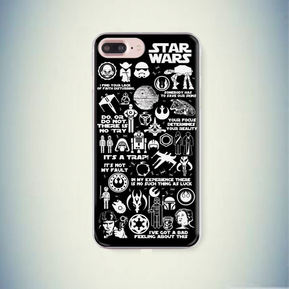 half off d957d 09643 Star Wars iPhone Case iPhone 6S Plus Case iPhone 7 Plus Case iPhone ...