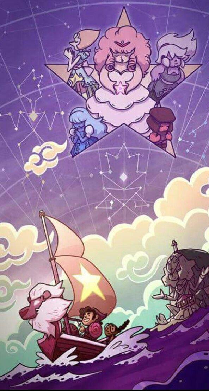 Las Gemas De Cristal Steven Universe Fondos De Steven Universe Steven Universe Fusiones