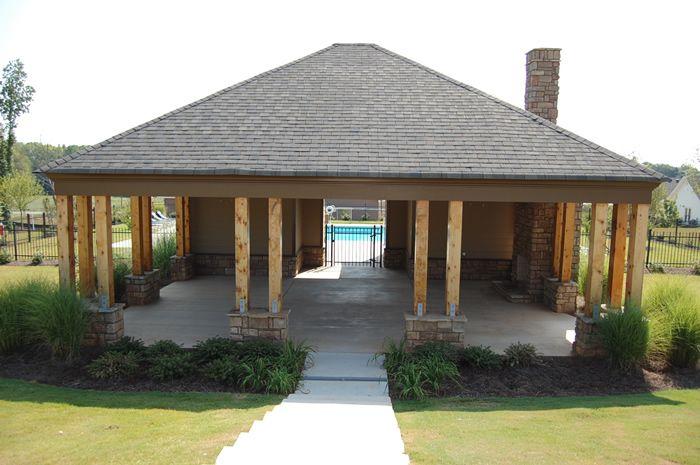 Poolside cabanas small pool cabana plans http for Cabana designs