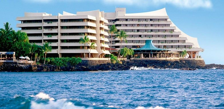 Royal Kona Resort National Resorts Big Island Kailua