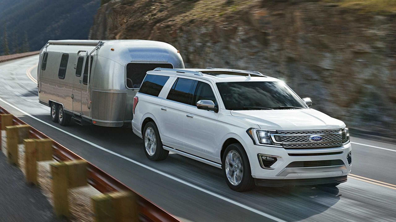 2018 Ford Expedition Great Towing Capacity On This Good Looking