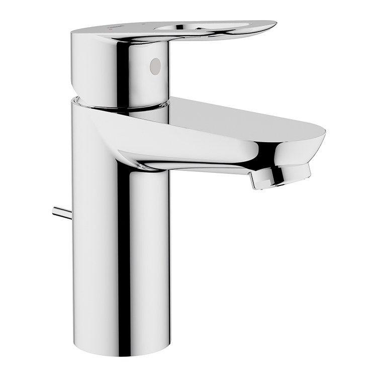 bauloop single handle bathroom sink