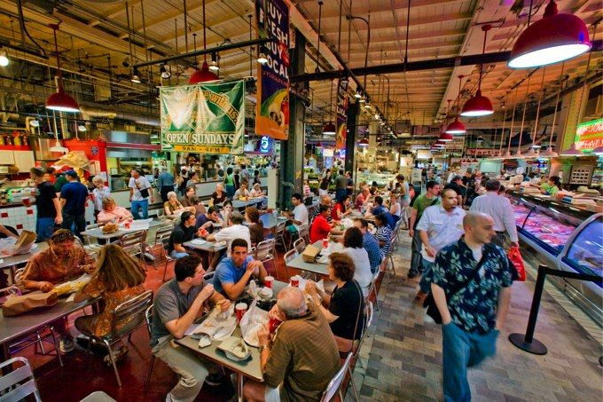 Frommer S Includes Reading Terminal Market On List Of