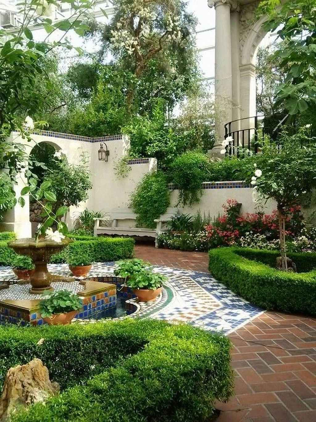 Photo of 95 Small Courtyard Garden with Seating Area Design Ideas – homixover.com