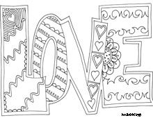 Love Coloring Pages Love Coloring Pages Coloring Books Coloring Pages